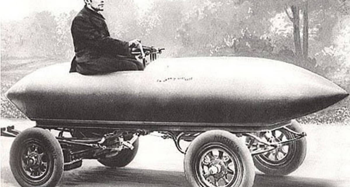 5 самых быстрых машин начала XX века