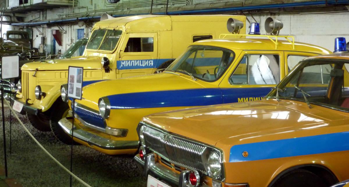 Вечные машины: ТОП-5 автомобильных легенд СССР
