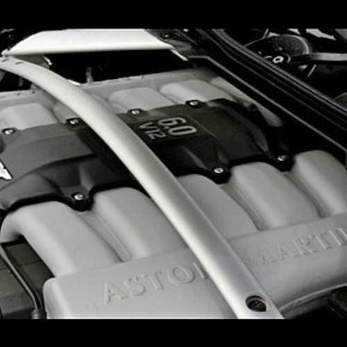 Немцы прокачали кабриолет Aston Martin DB9, Mport.ua