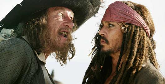 Немытые, небритые: ТОП-10 жутких фактов о пиратах
