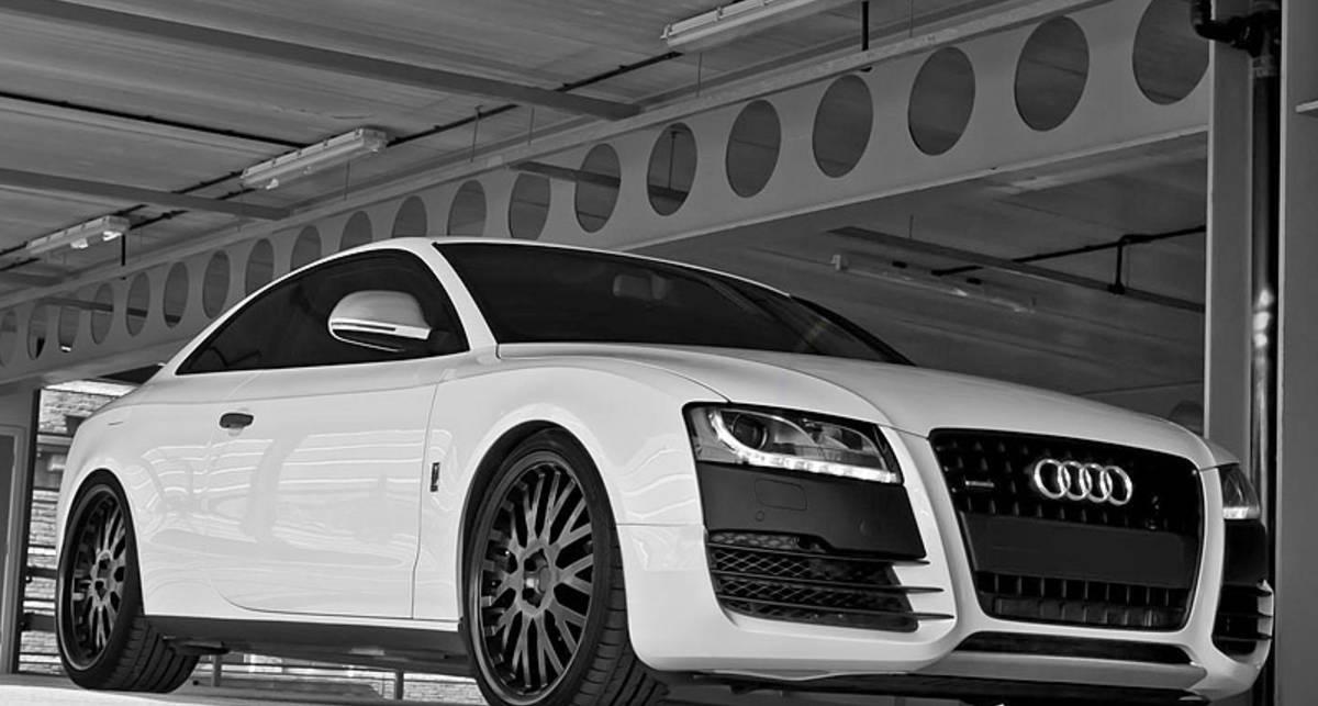 Тюнеры сделали из Audi A5 стильного атлета (фото)