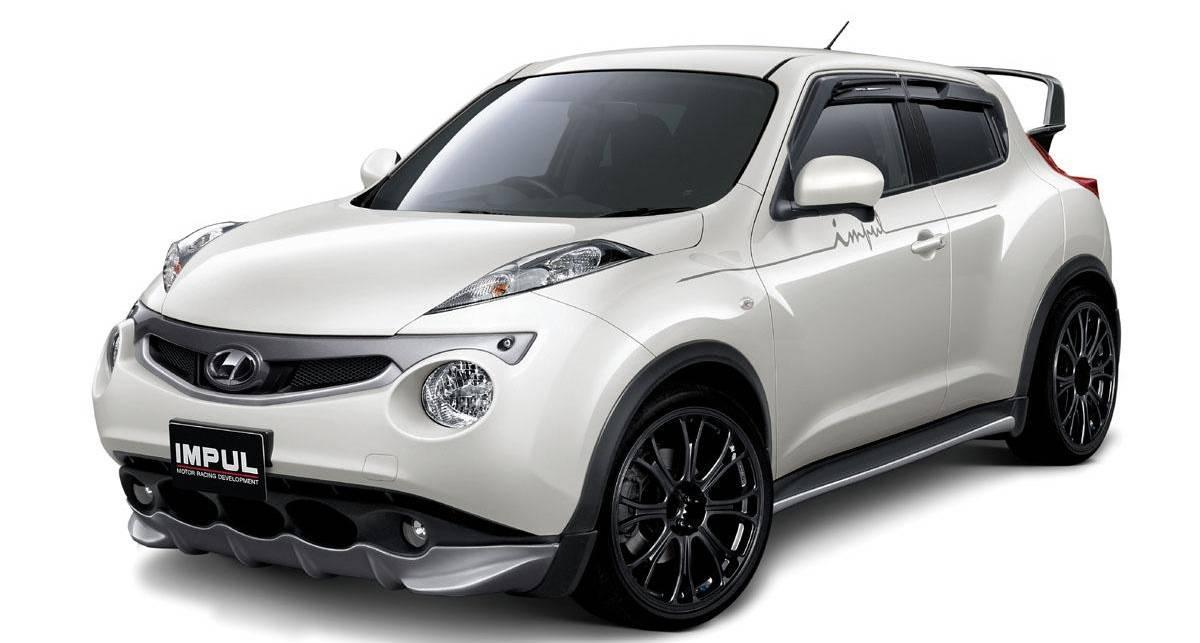 Для экстравагантного Nissan представили необычный тюнинг (фото)