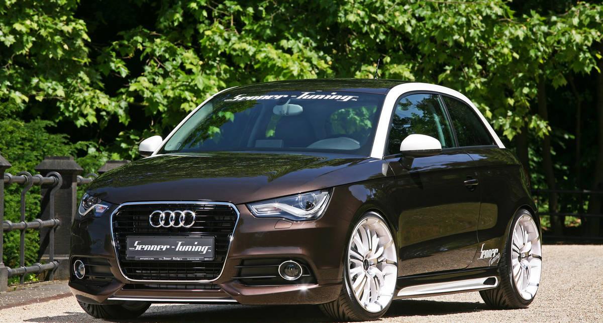 В Senner Tuning добавили специй Audi A1 (фото)