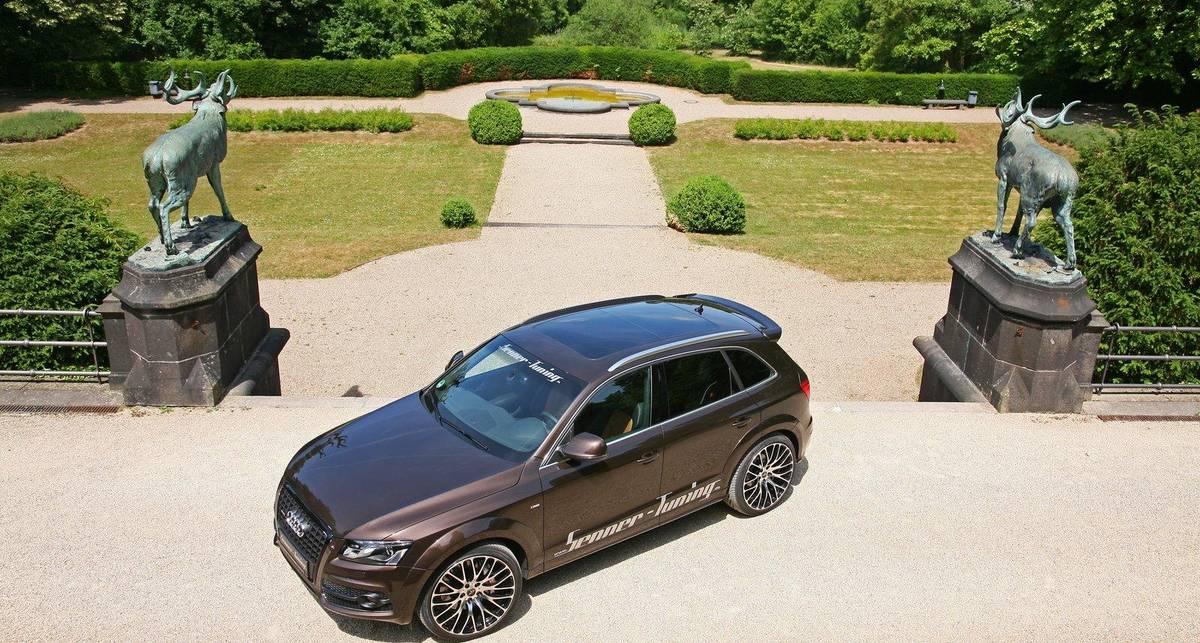 Немцы представили пакет брутального тюнинга Audi Q5 (фото)