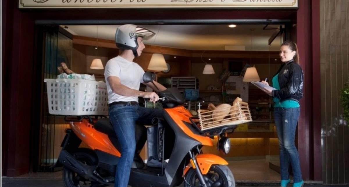 Тайваньская компания Kymco показала отличный городской скутер (фото)