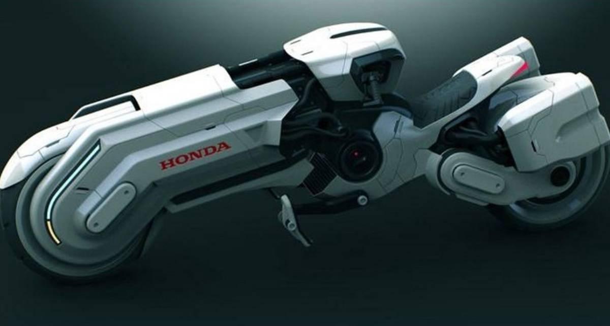 У Honda появился концепт в стиле