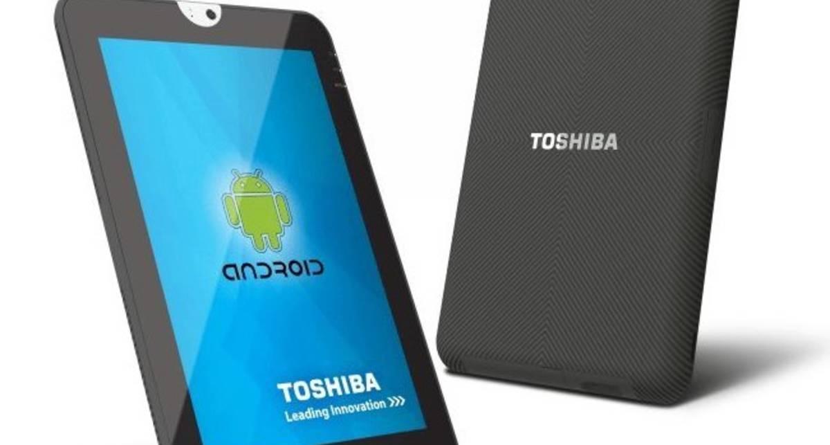 Планшетник от Toshiba будет конкурировать с iPad 2 (видео)