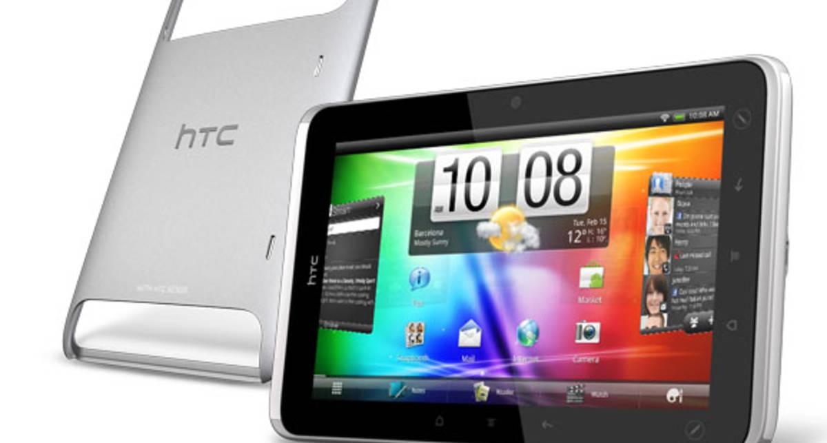 В Европе начались продажи HTC Flyer (видео)