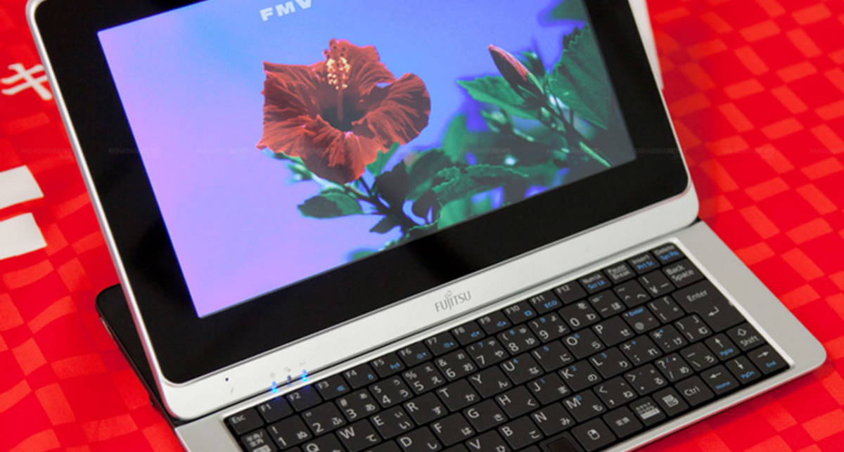 Fujitsu TH40D - гибридная