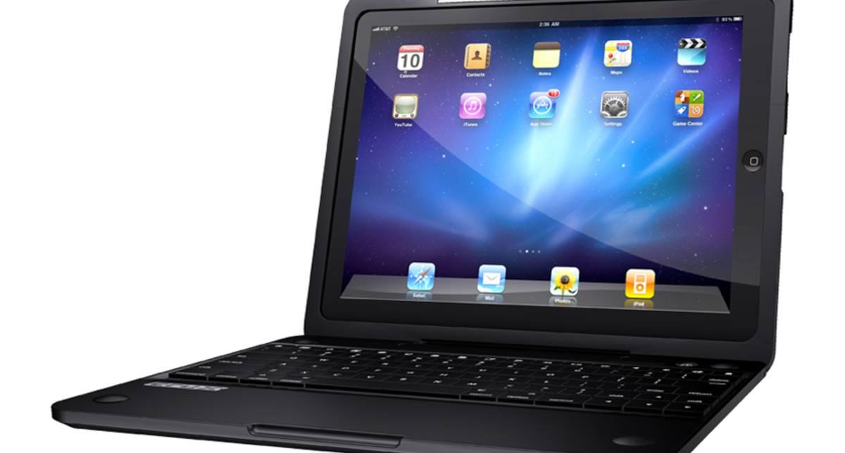 CruxСase превратит iPad в нетбук (фото)