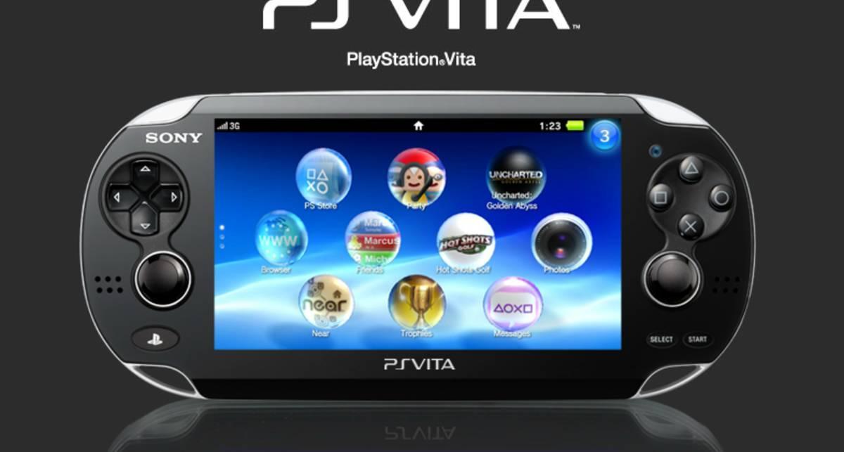 PlayStation Vita сенсорная со всех сторон (фото, видео)
