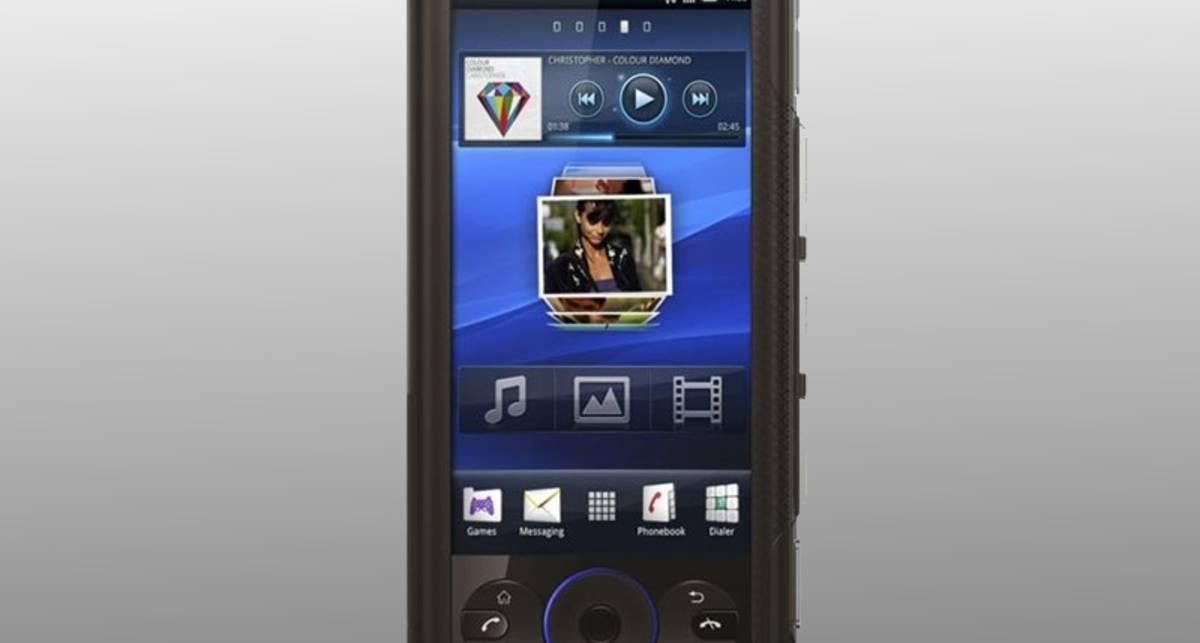 Sony Ericsson Xperia mix - концепт на Android 4.0 (фото)