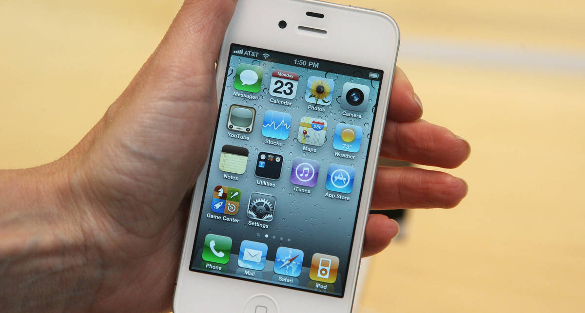 iPhone 4S - первые изображения нового смартфона (фото)