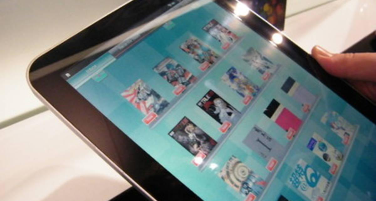 Sharp выходит на рынок планшетников с GALAPAGOS (фото)