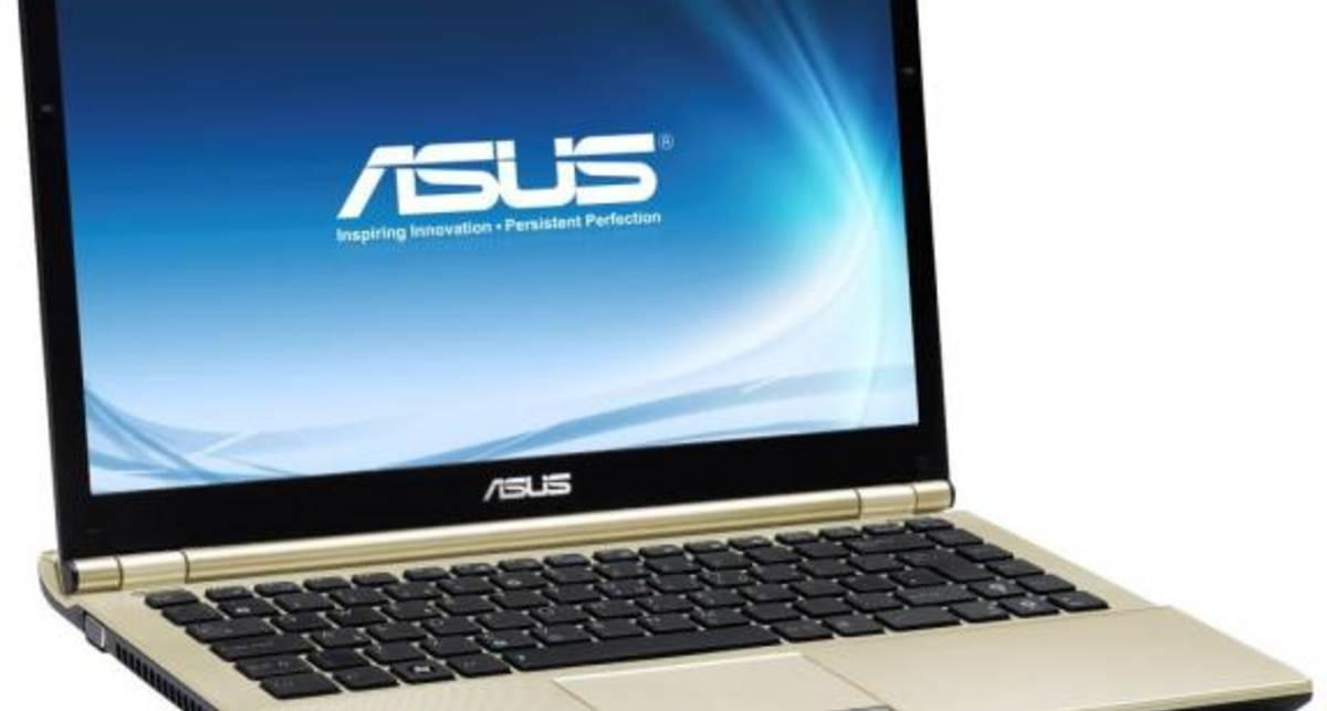 ASUS U46 позволит работать дольше на одном заряде батареи