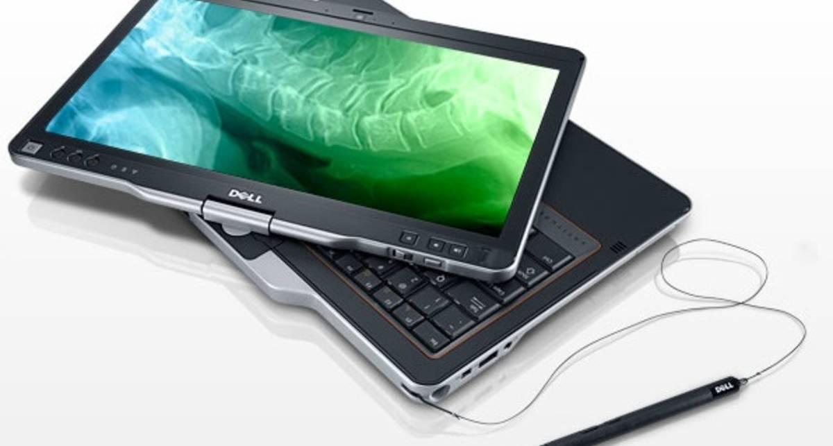 Dell Latitude XT3 стирает грань между планшетом и ноутбуком (фото)