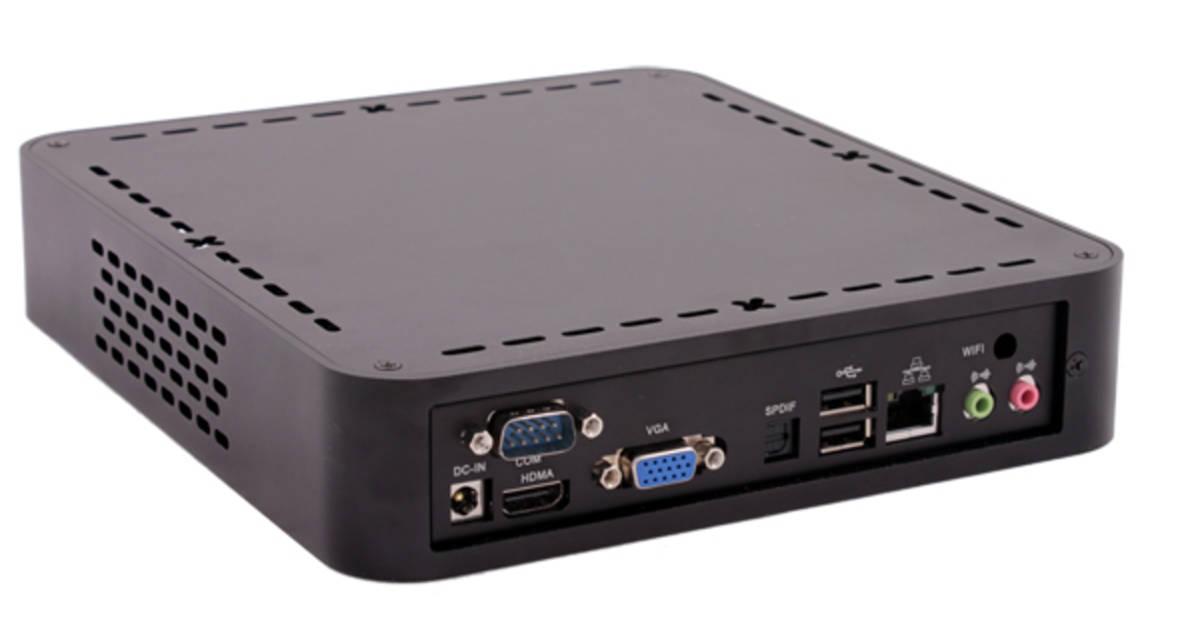 Habey выпустила миникомпьютер без жесткого диска (фото)