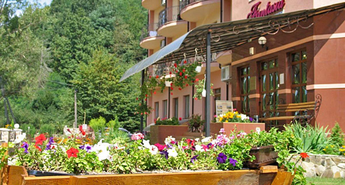 Отель в Карпатах окупится за 10–15 лет