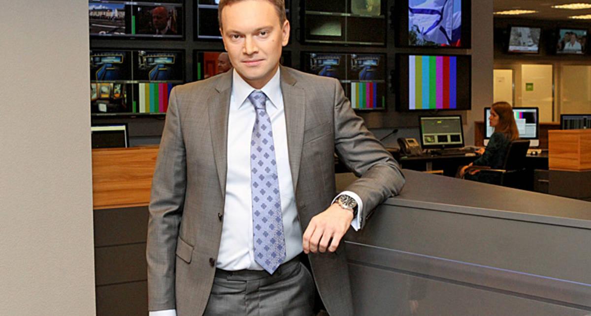 Андрей Данилевич: я получил первую работу на телевидении в день своего рождения