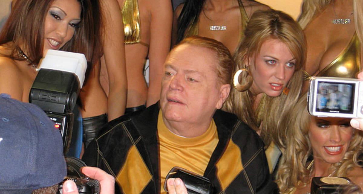История успеха: порномагнат Ларри Флинт