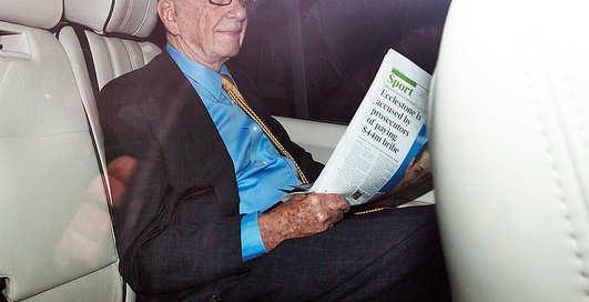 Деньги на прессе: история успеха Руперта Мердока