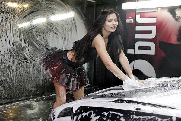 Девушки для работы на автомойке девушки модели в нижний ломов