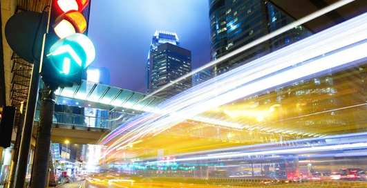 Огни большого города: как появились светофоры