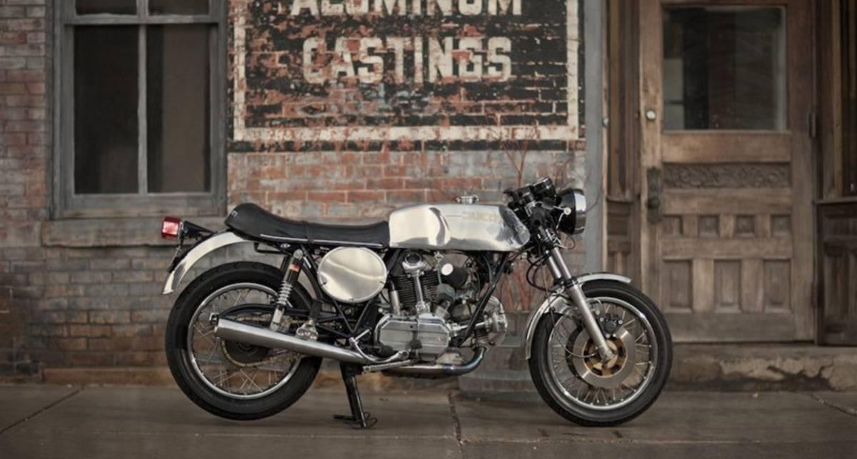 Каферейсеры – классические мотоциклы из 60-х