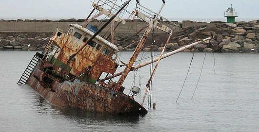Брошенные корабли: призраки далеких морей