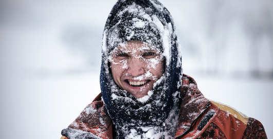 Раз-два, и согрелся: боремся с холодом по-мужски