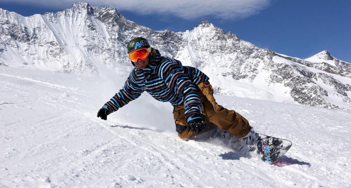 Где зажечь на сноуборде: 5 лучших курортов Украины