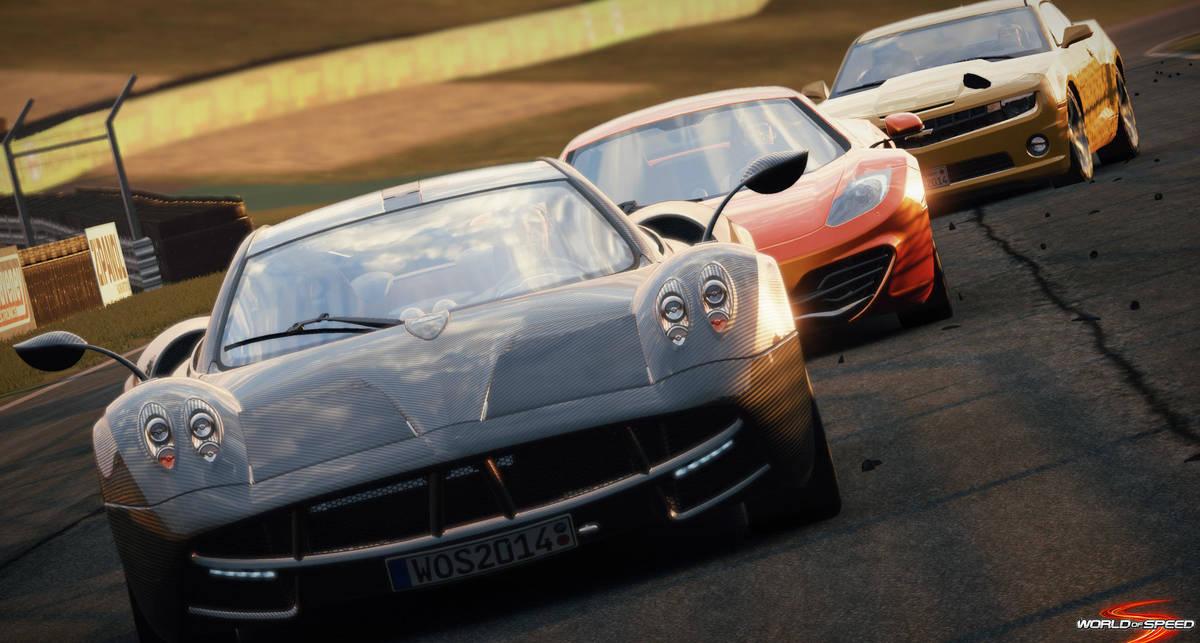 Звезды Need For Speed: лучшие авто в новой игре