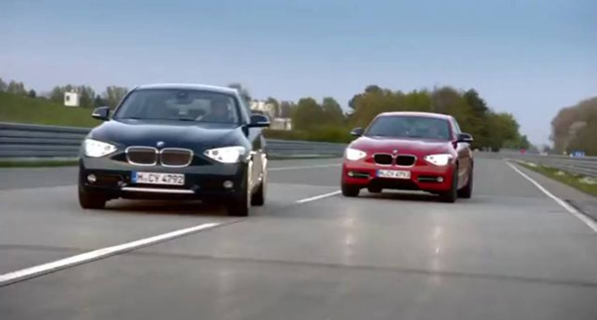 BMW представила совершенно новую