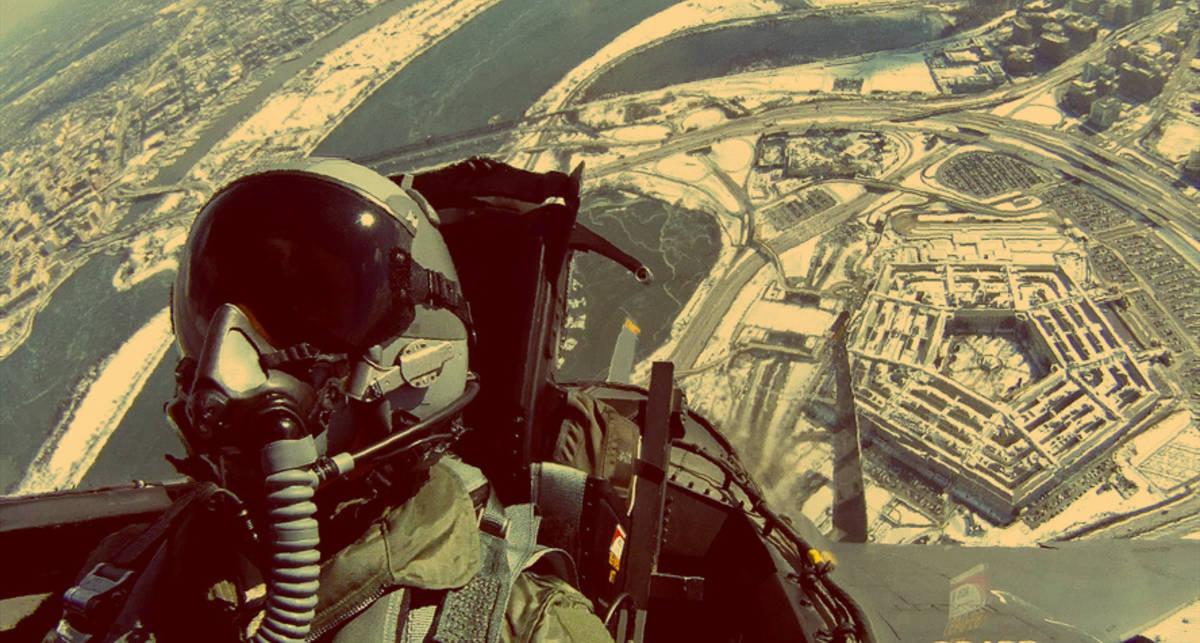 Мне бы в небо: один день из жизни американских ВВС
