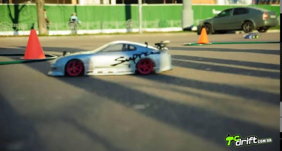 В Украине набирает обороты RC Drift