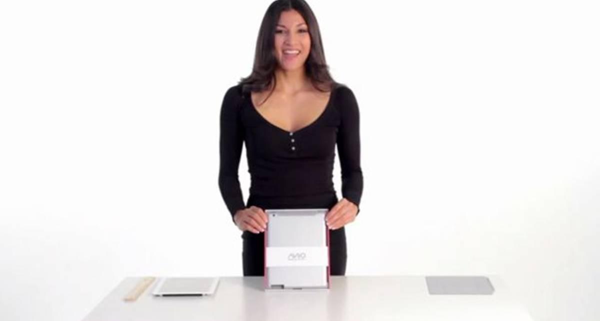 Компания AViiQ защитила iPad 2 благодаря Smart Case (видео)