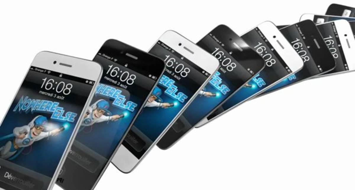 iPhone 5 уже можно увидеть (видео)
