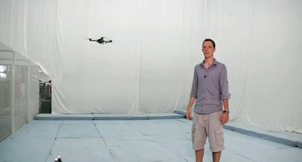 Kinect позволяет управлять вертолётом (видео)