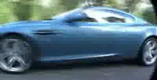 Aston Martin DB9 - поездка