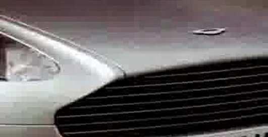 Aston Martin DB9 Top Gear