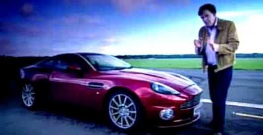 Aston Martin Vanquish S и Ferrari 575 (GTC)
