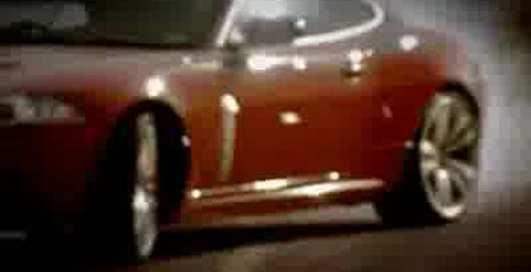 Jaguar XK-R и Aston Martin V8 Vantage