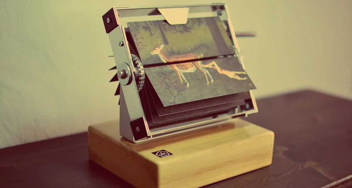 Находка дня: оффлайн-проигрыватель гифок Giphoscope