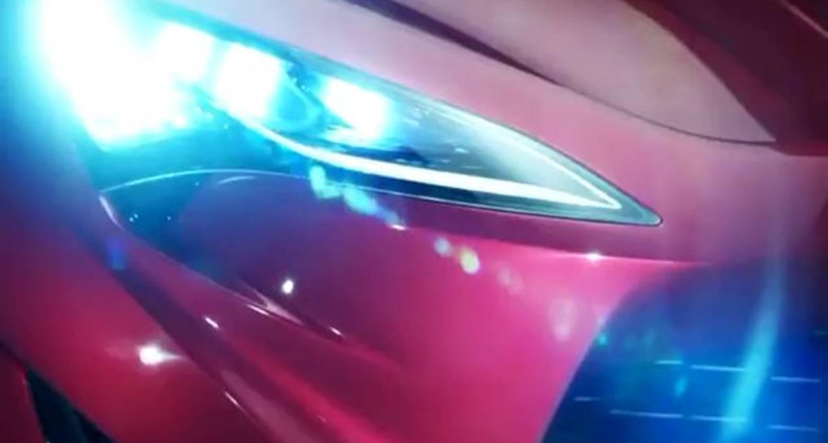 Scion FR-S Sports Coupe Concept Promo