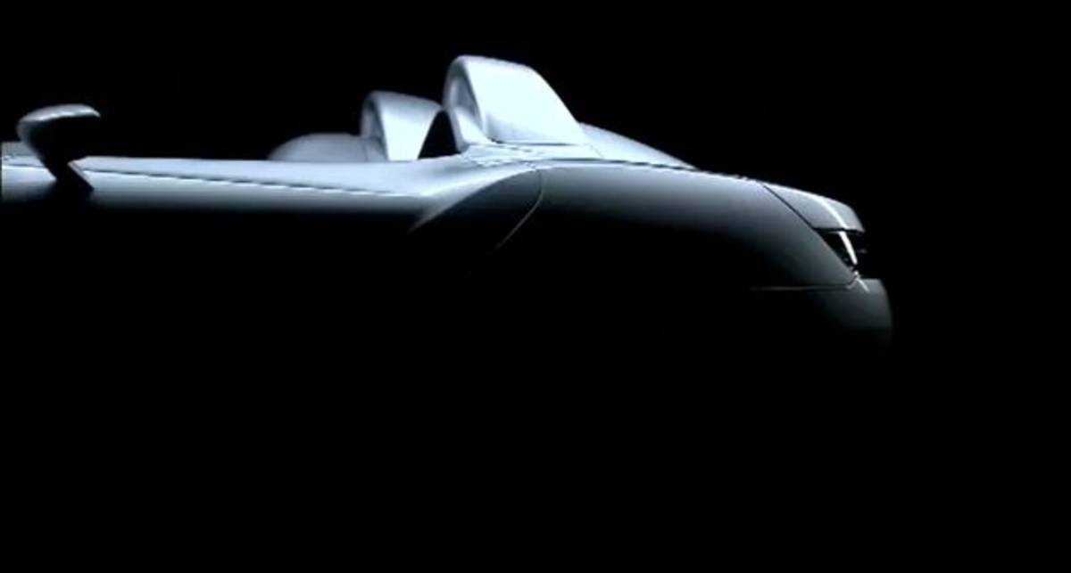 Mercedes-Benz - The new SLR Stirling Moss