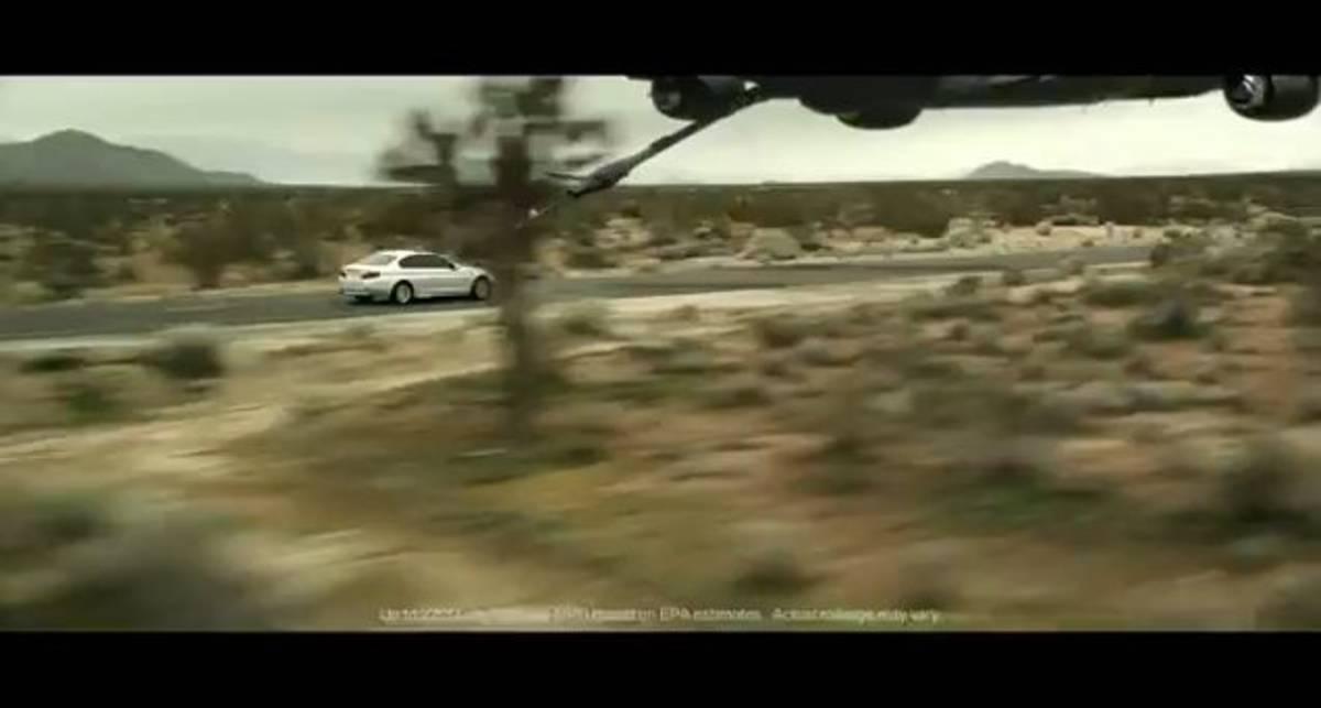 BMW отказался от дозаправки