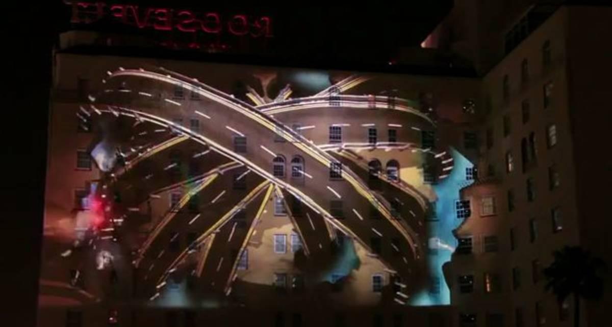 Lexus отметился в 3D