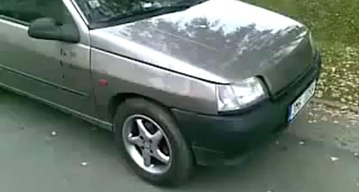 Открываем машину