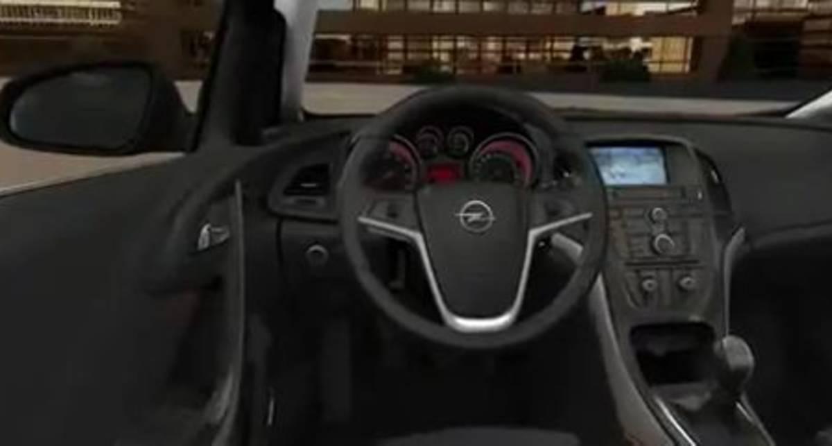 Видео-обзор новой Opel Astra J Sports Tourer