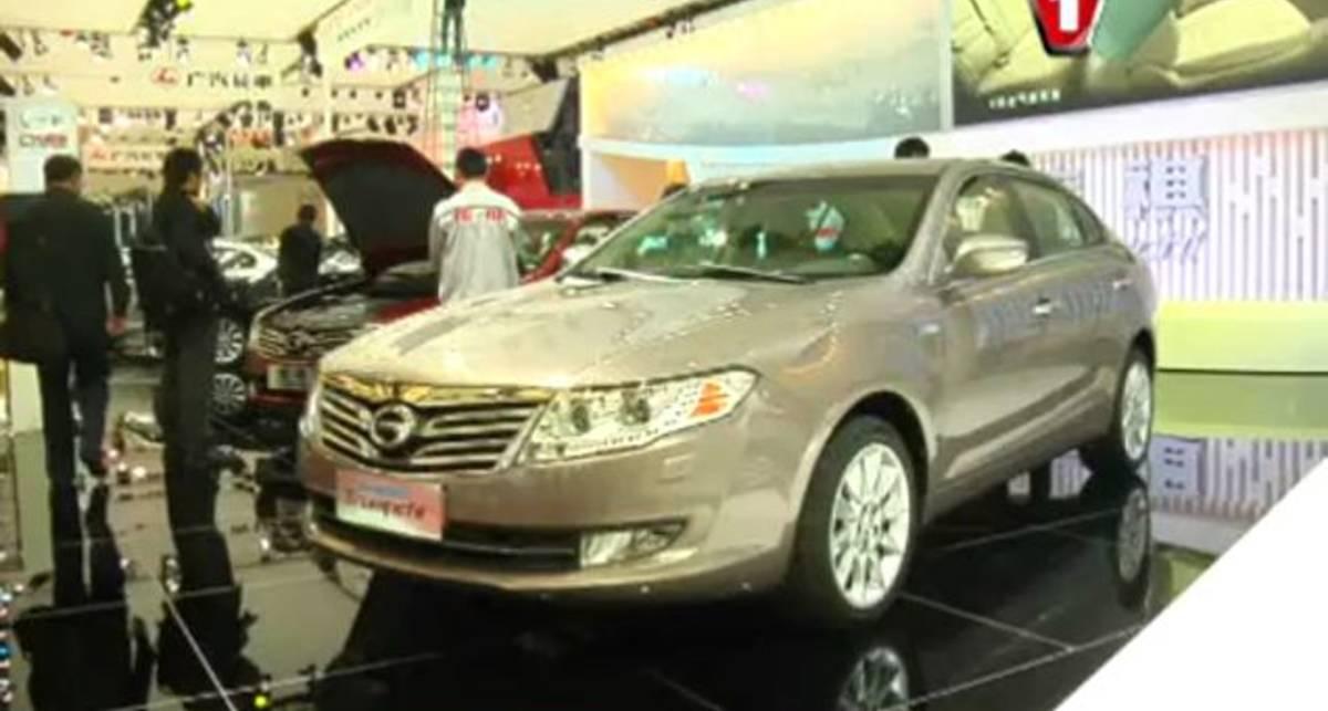 Шанхайский автосалон 2011: GAC GONOW